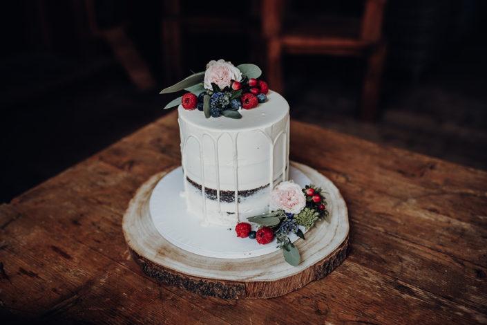 Huberspitz Alm, Almhochzeit, Berghochzeit, Standesamt, Torte , Hochzeitstorte