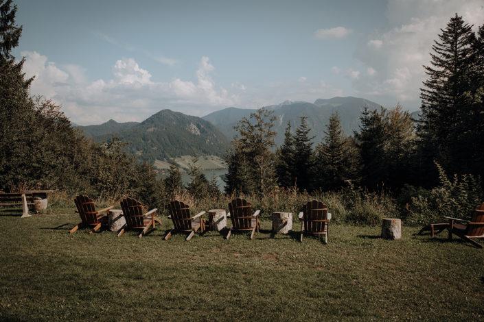 Huberspitz Alm, Schliersee, Aussicht, Entspannung, Sonne, Berge