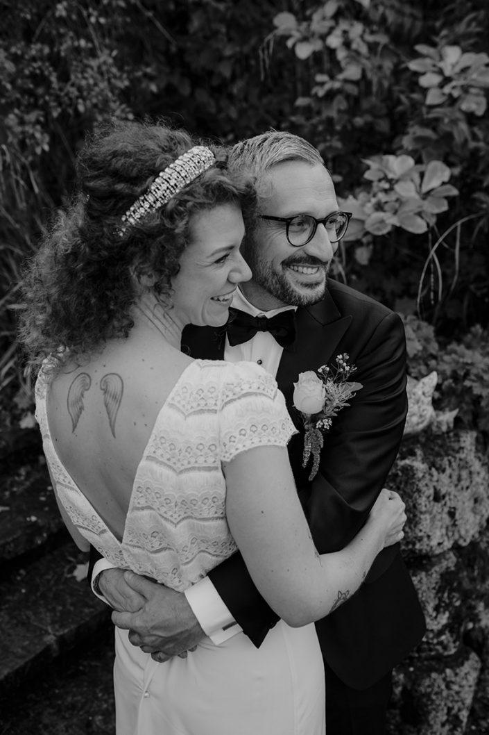 Paarshooting, First Look, Hochzeit, Die alte Gärtnerei