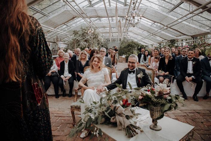 die alte Gärtnerei, Trauung, Hochzeit, Traurede