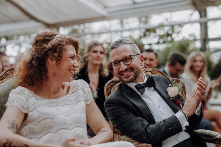 Trauung, Hochzeit, die alte Gärtnerei