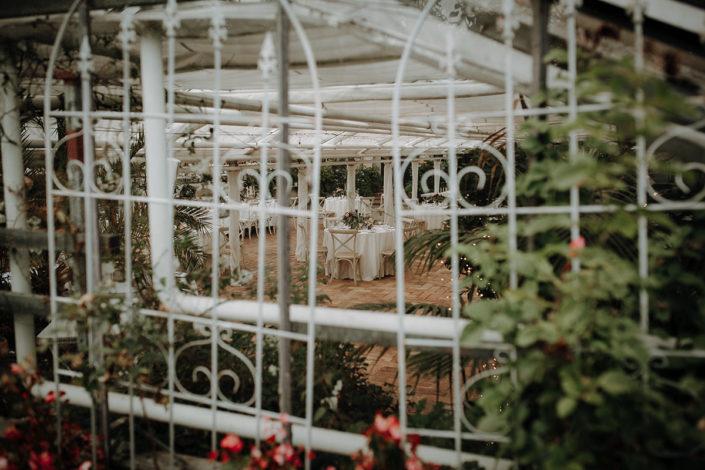 die alte Gärtnerei, Hochzeit, Dinner