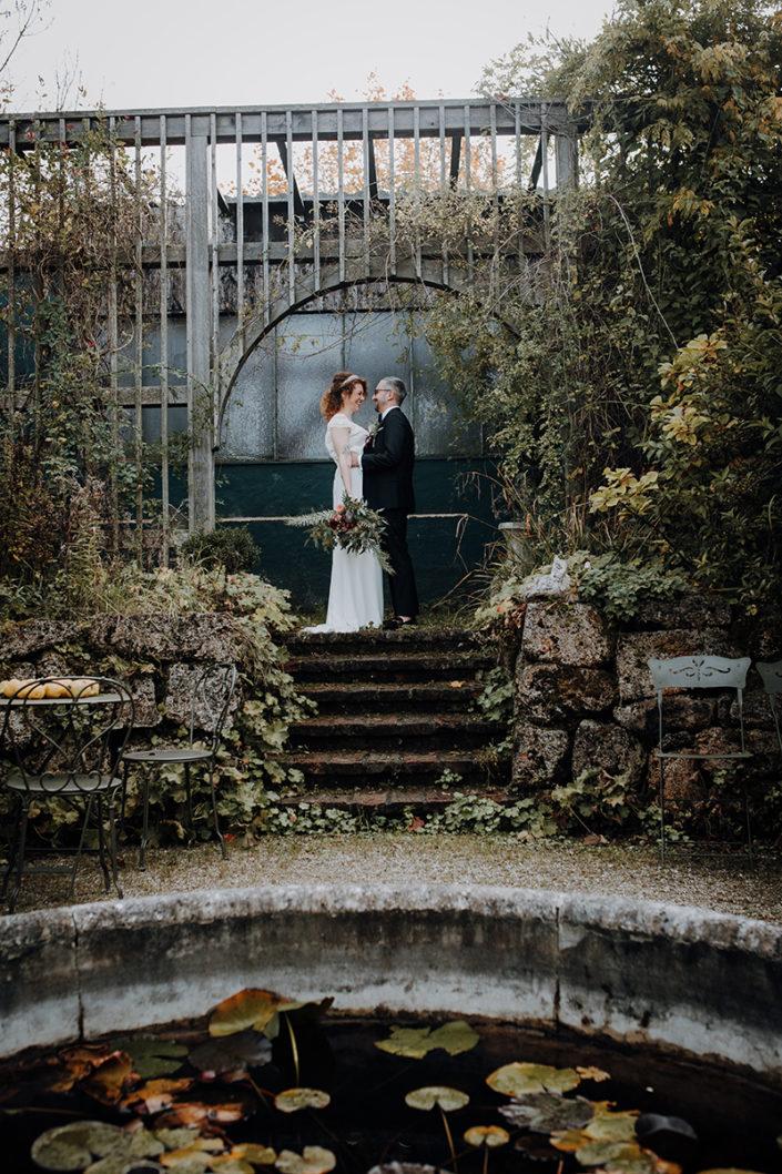First Look, Paarshooting, Hochzeit, Die alte Gärtnerei