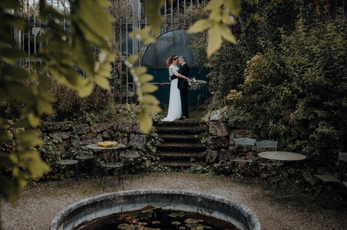 Hochzeit, Die alte Gärtnerei, Paarshooting, First Look