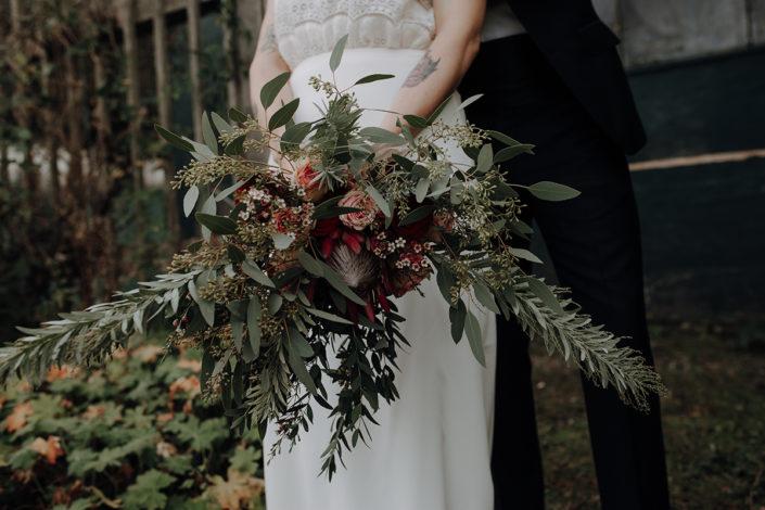 Brautstrauss, Die alte Gärtnerei, Hochzeit